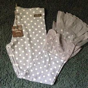 NWT Matilda Jane benny pants love VHTF 14